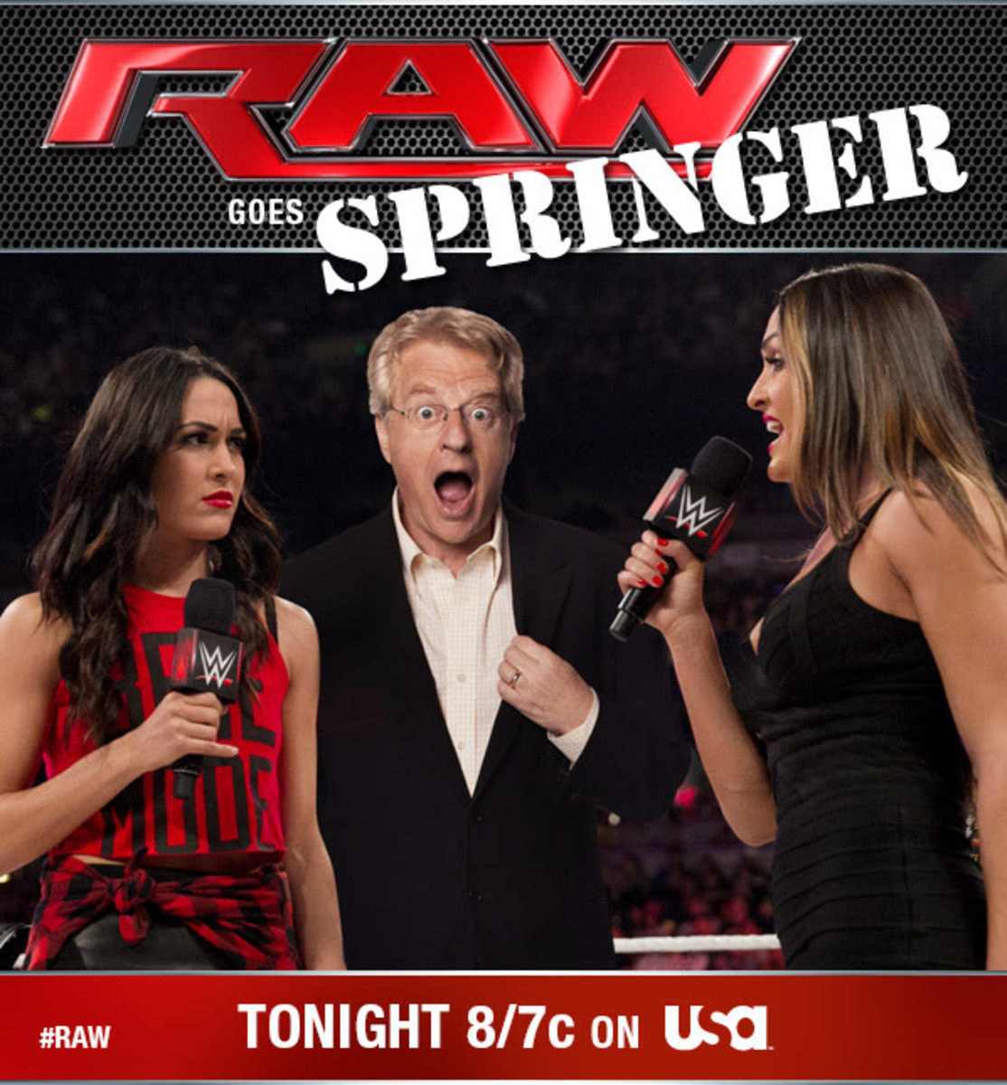 Raw Goes Springer