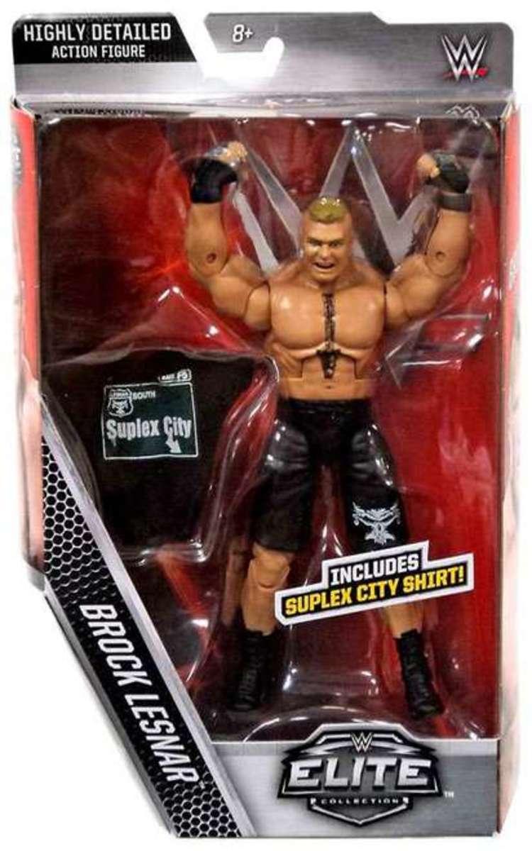 Brock Lesnar figure
