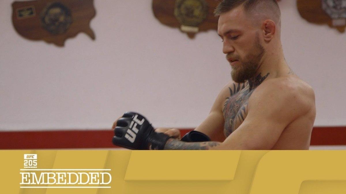 UFC 205 Embedded