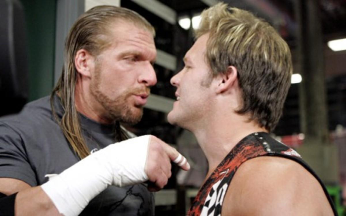 Triple H & Chris Jericho