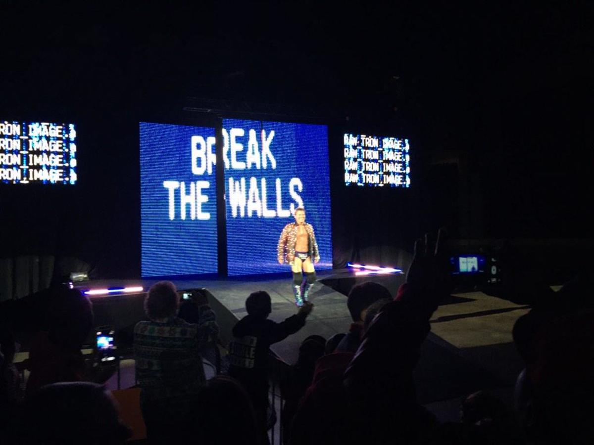 Chris Jericho 2015
