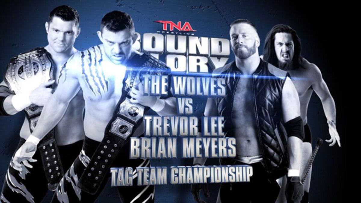 BFG 15 - Tag Title Match