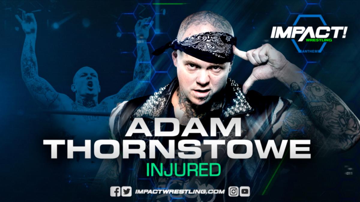 Adam Thornstowe injured