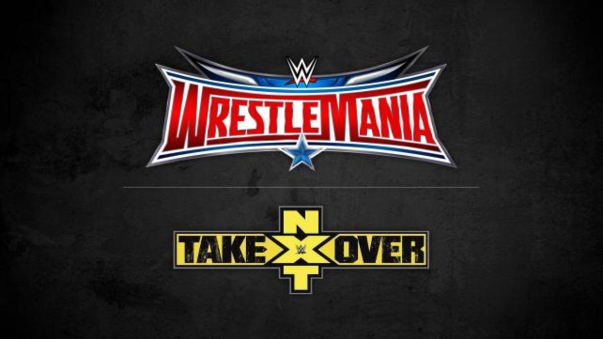 Wrestlemania 32 NXT TakeOver