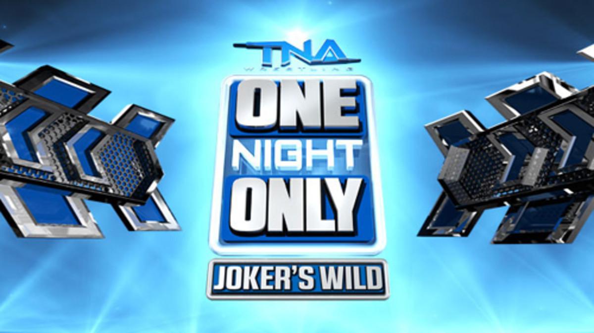 TNA One Night Only Joker's Wild