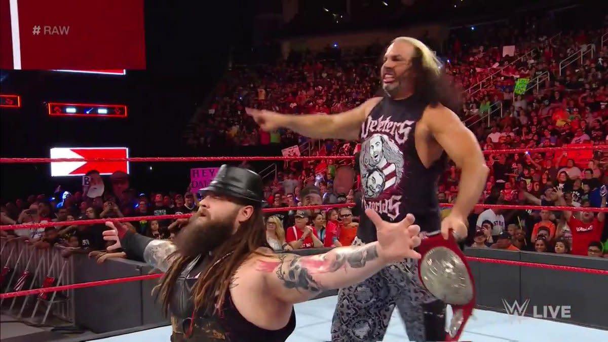 Bray and Matt