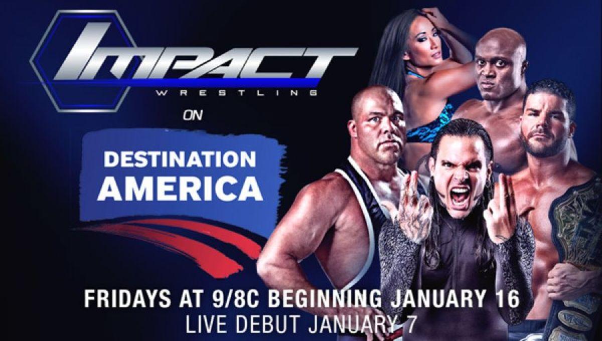 New Impact Logo on Destination America