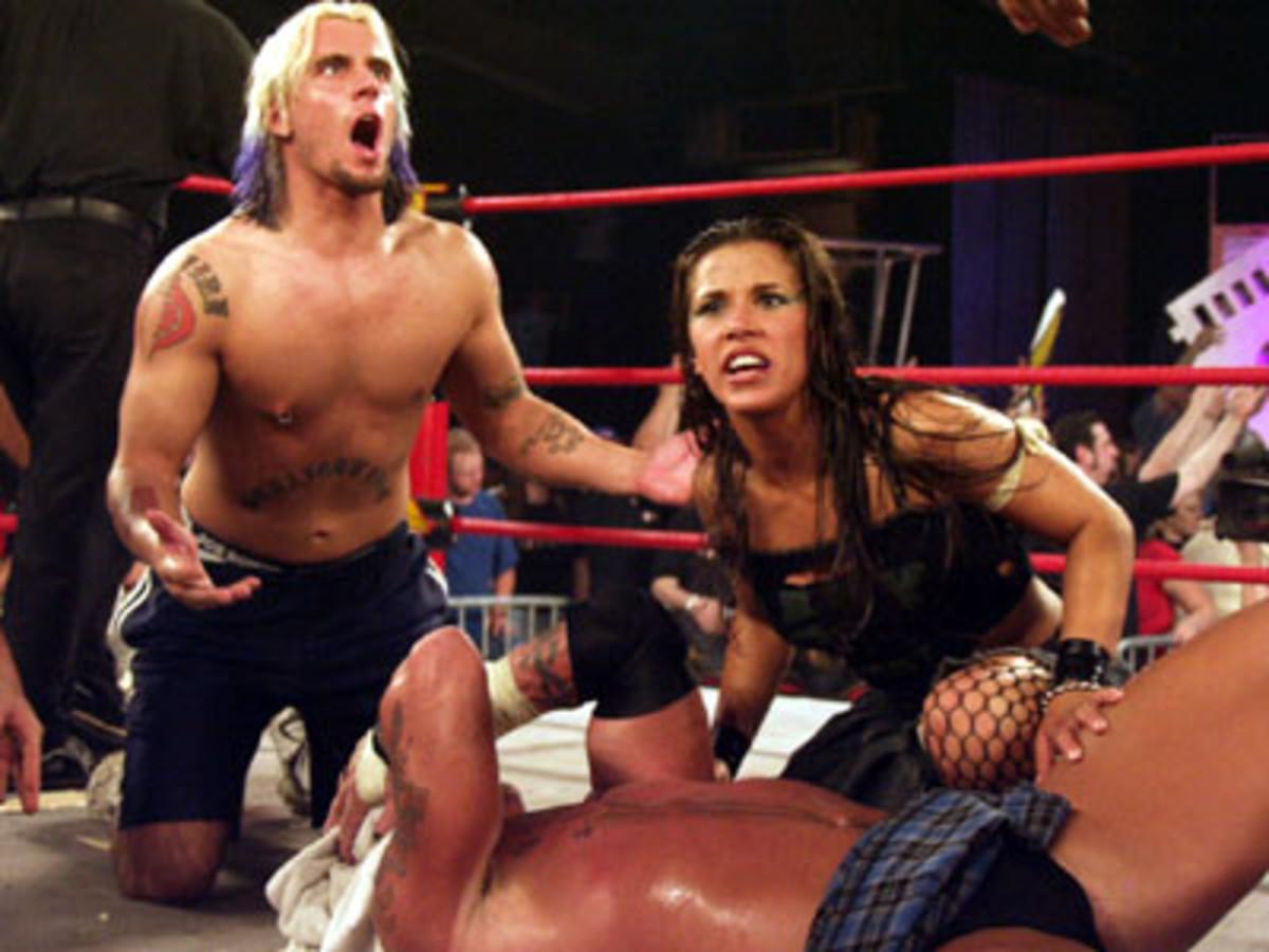 CM Punk In TNA