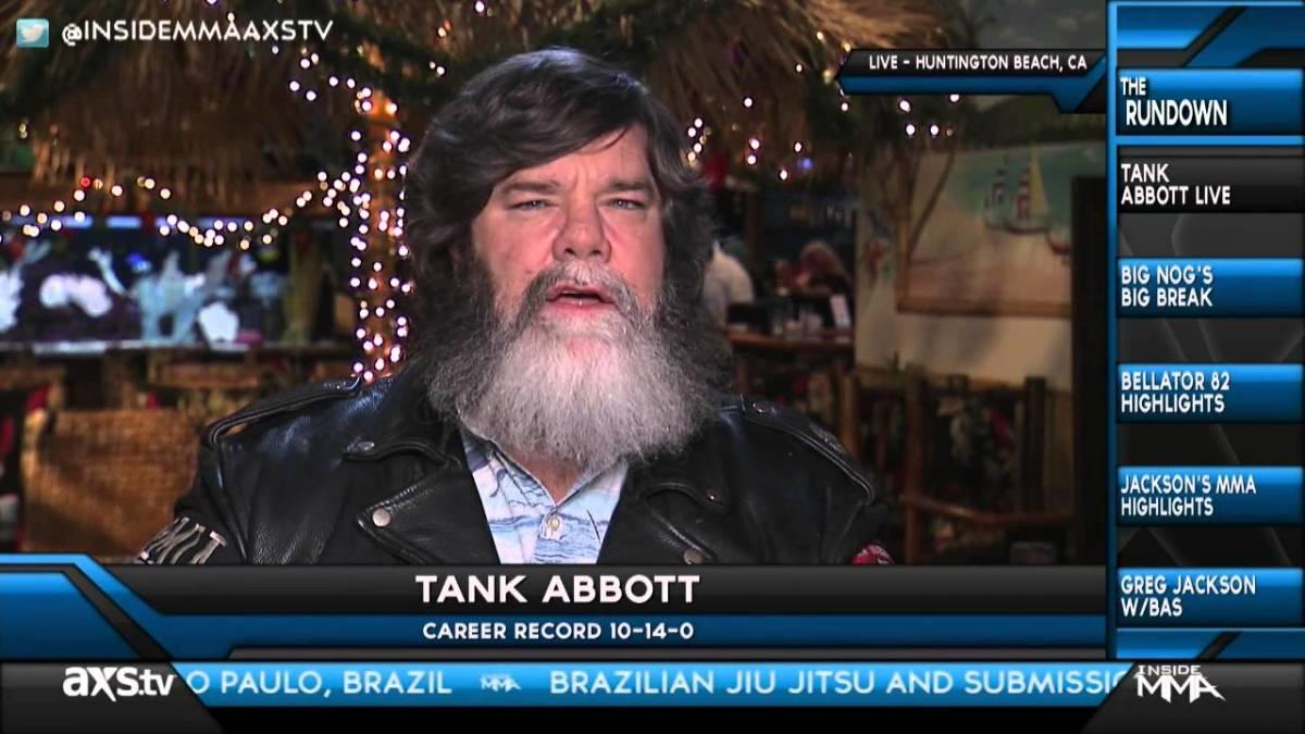 Tank Abbott