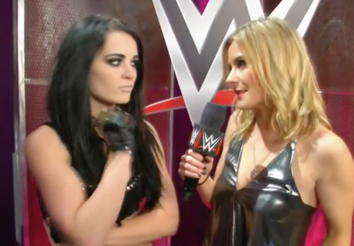 Paige & Renee Young