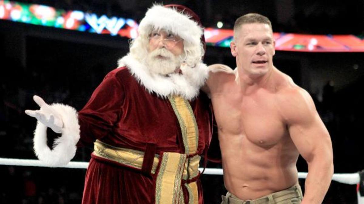 Cena & Santa
