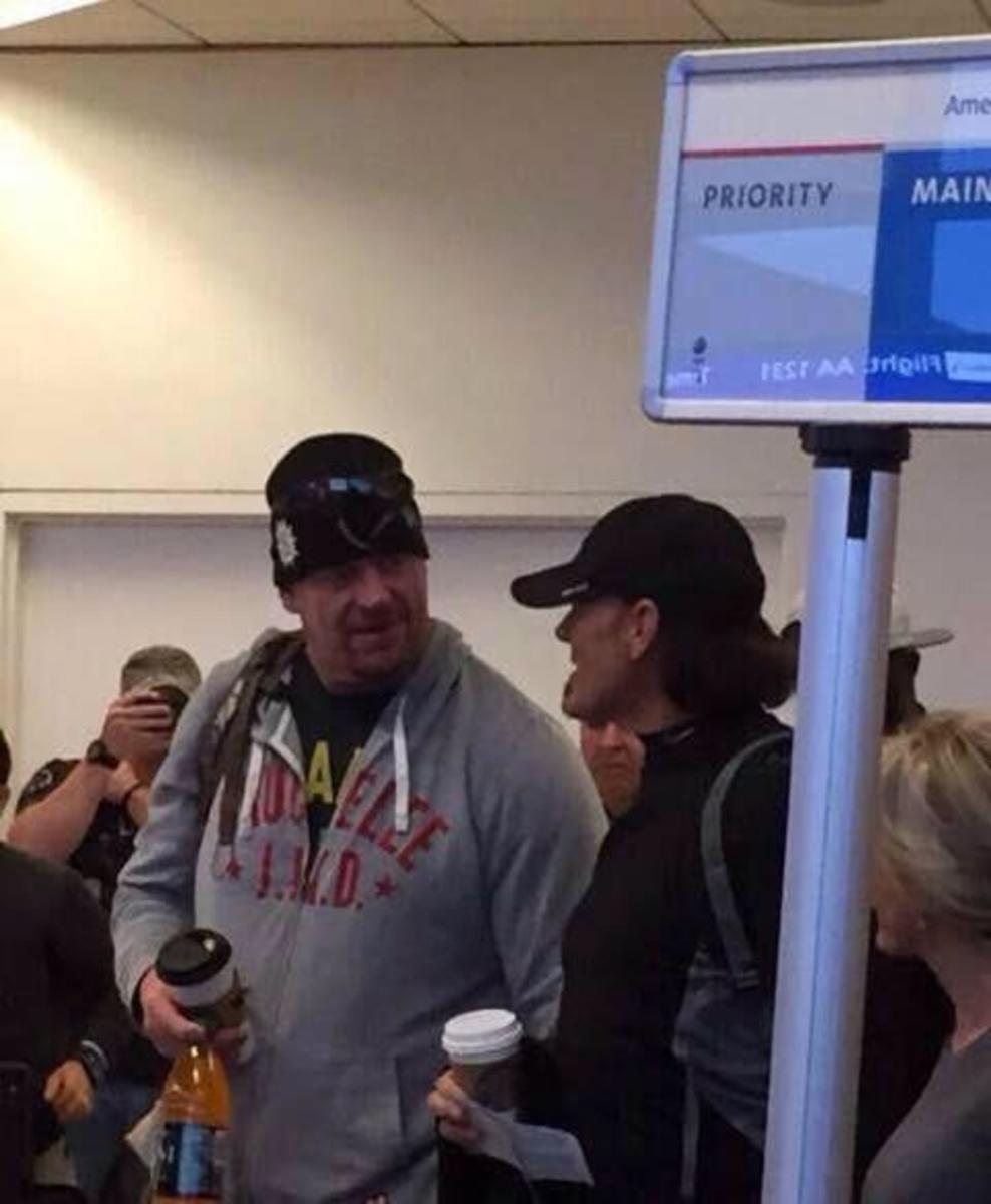 Undertaker & Sting