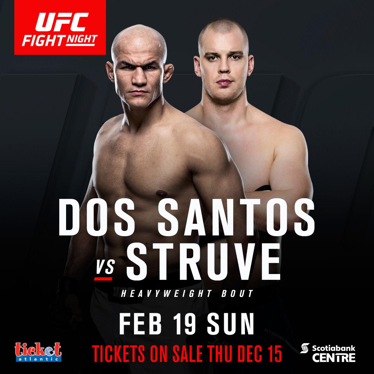UFC Fight Night 105