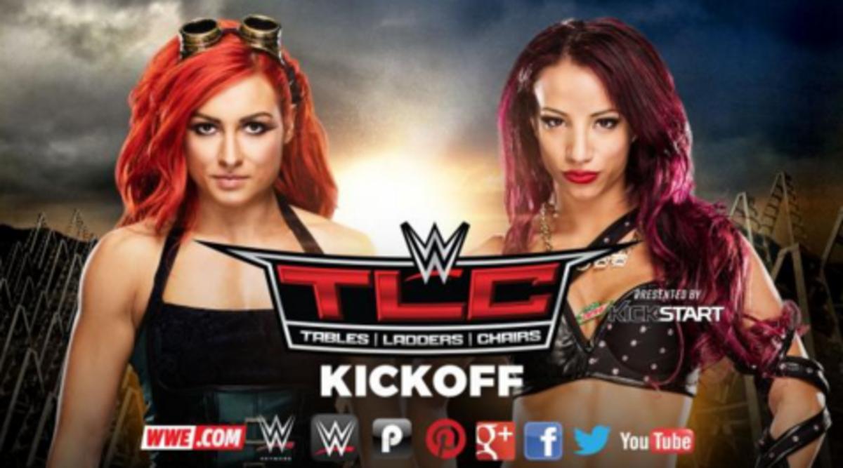 WWE TLC Kickoff