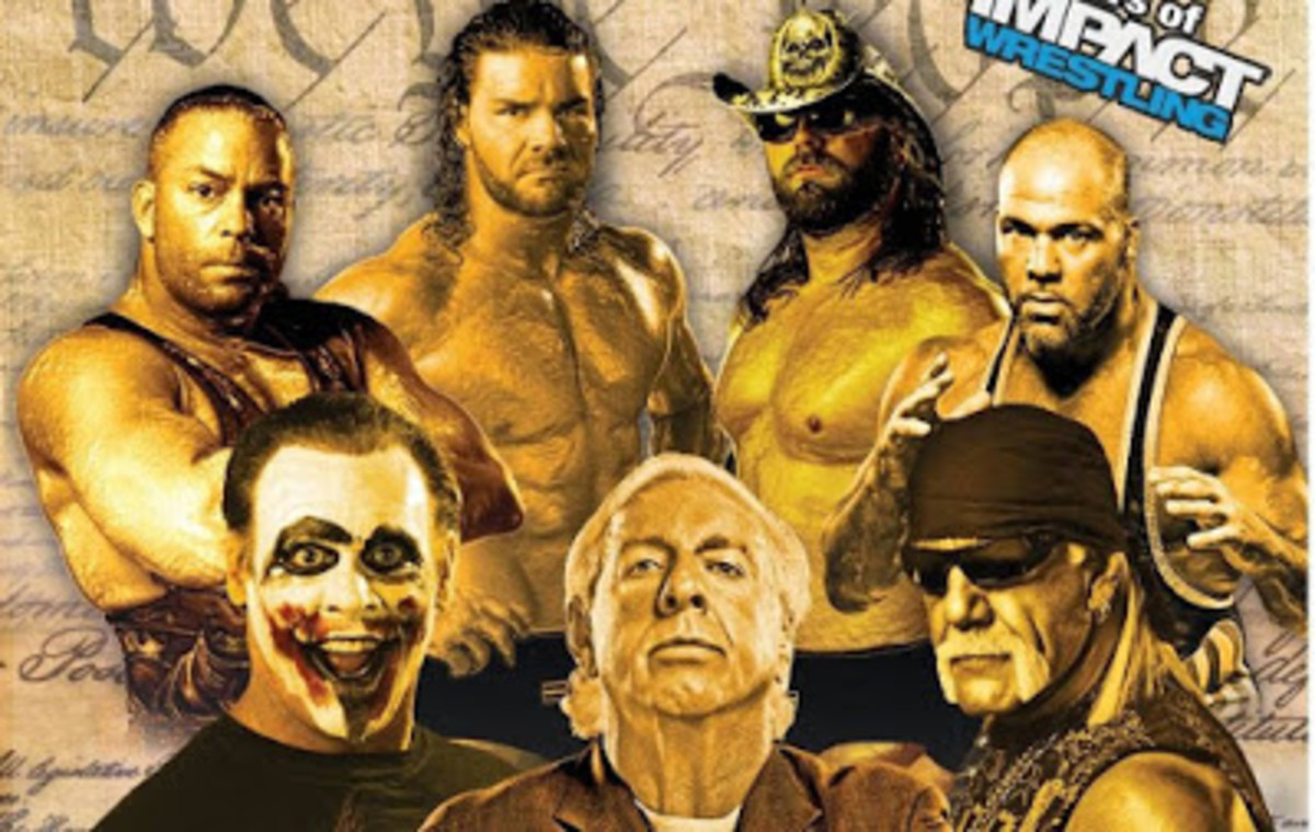 tna bound for glory 2011 dvd