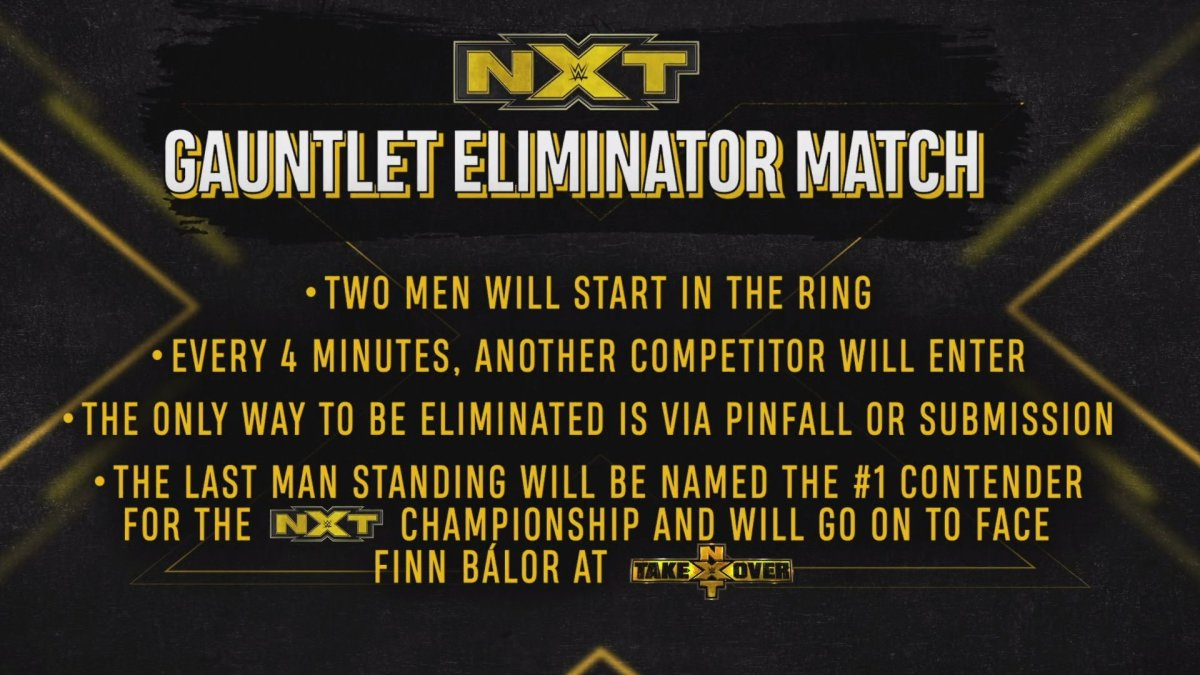 Official rules for the match.