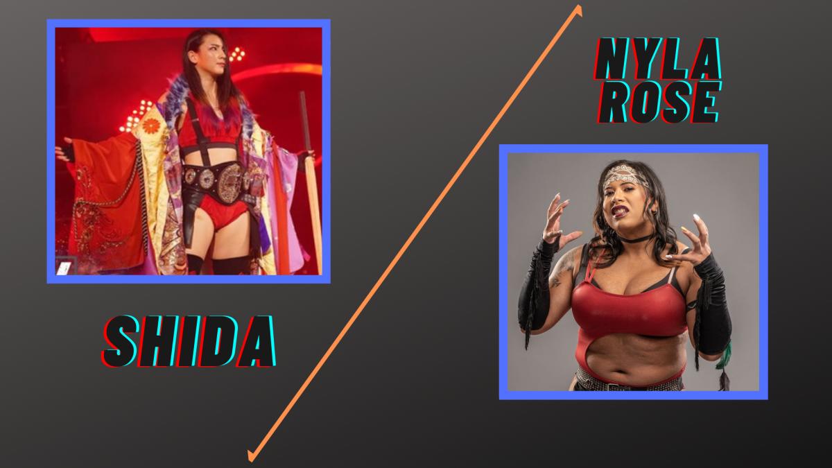 Shida vs Nyla