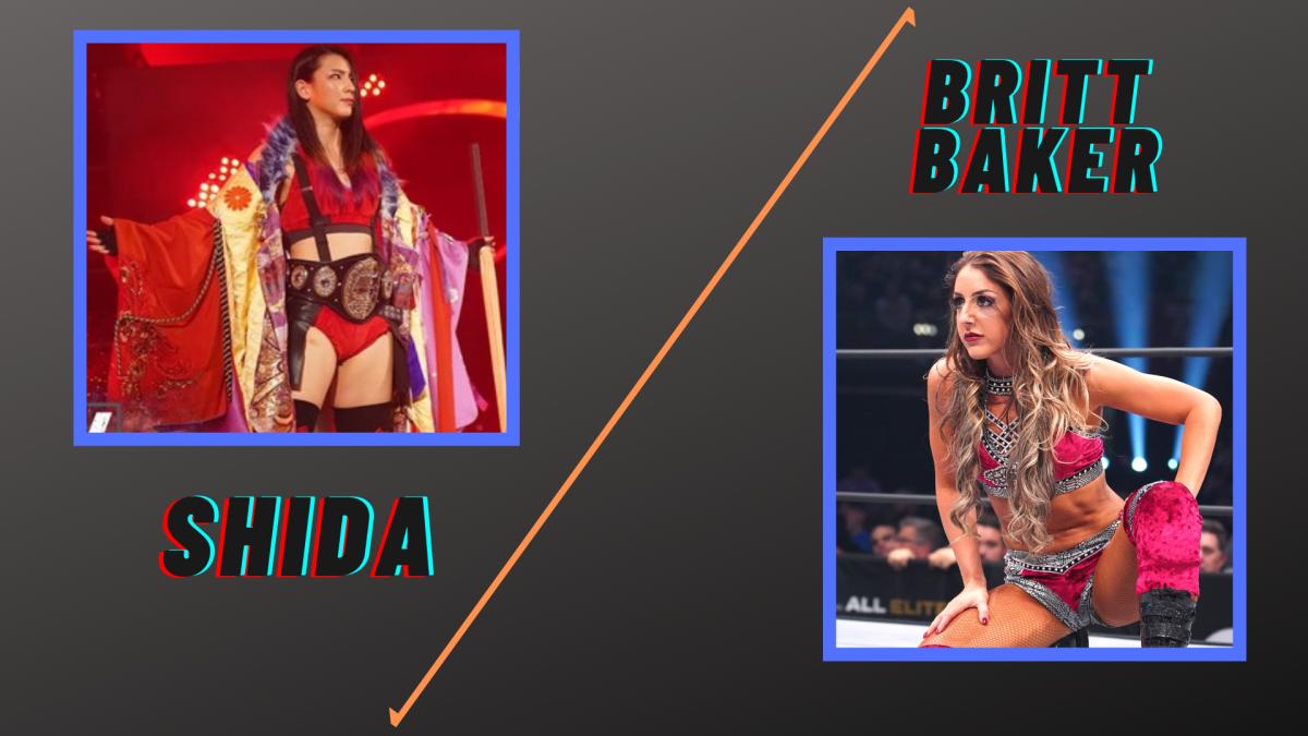 Shida vs Britt