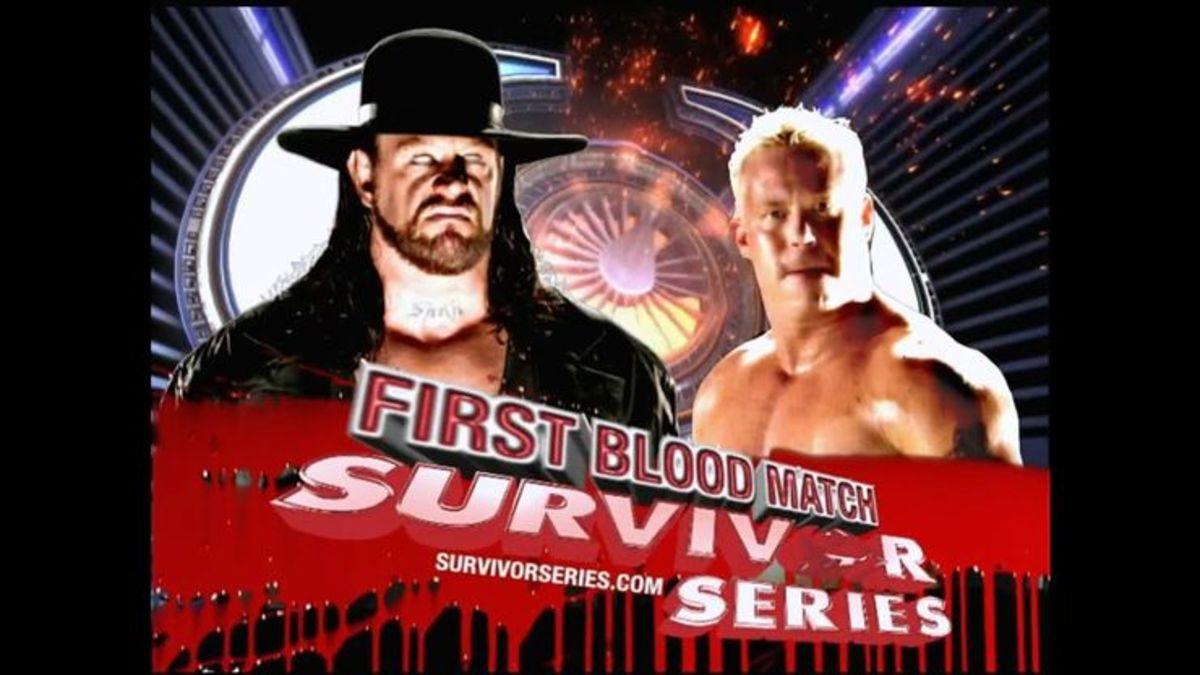 first blood match