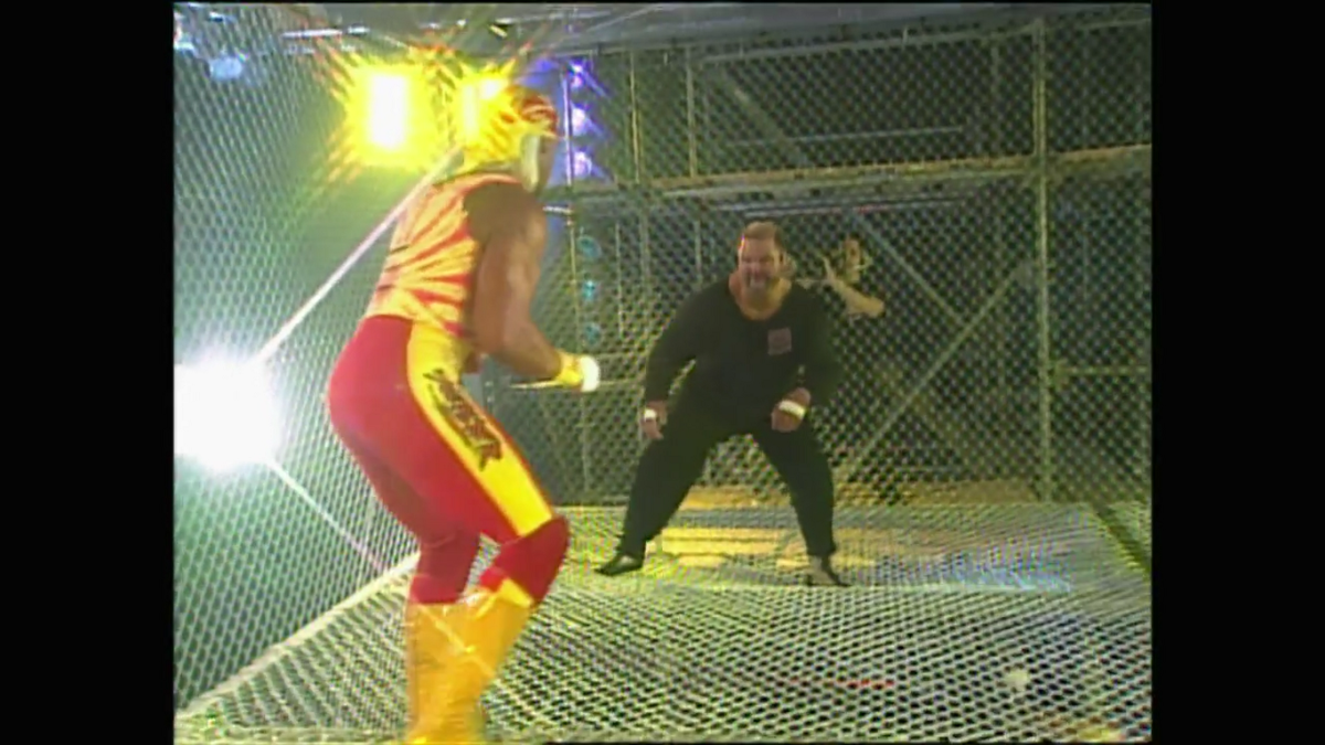 Doomsday Cage match