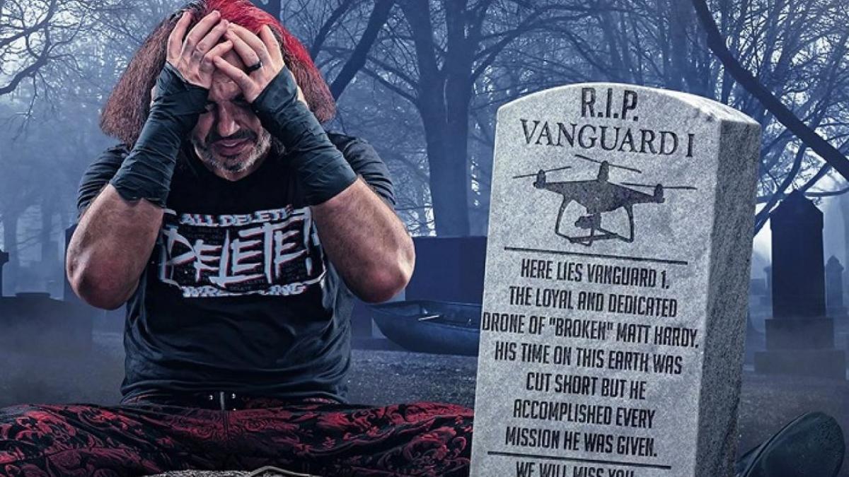 RIP Vanguard 1