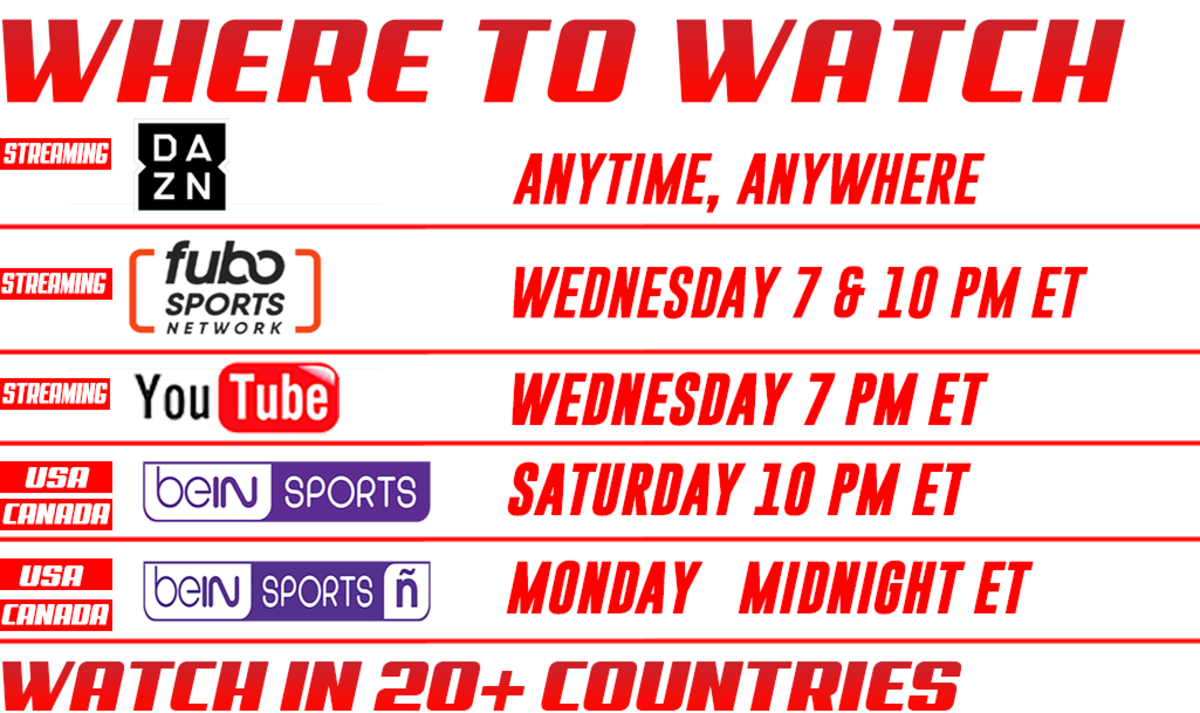 MLW WHere to watch