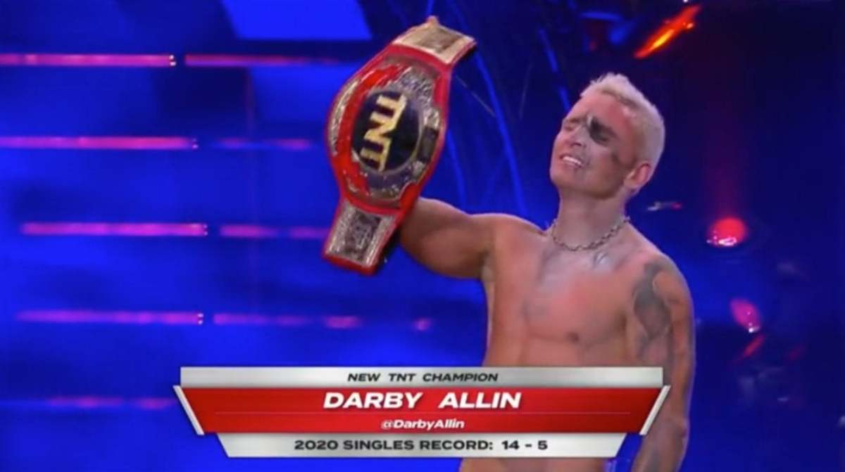 Darby Allin Champion