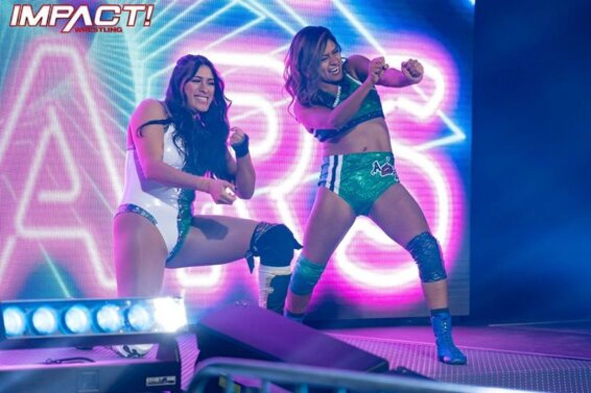 Credit: Impact Wrestling