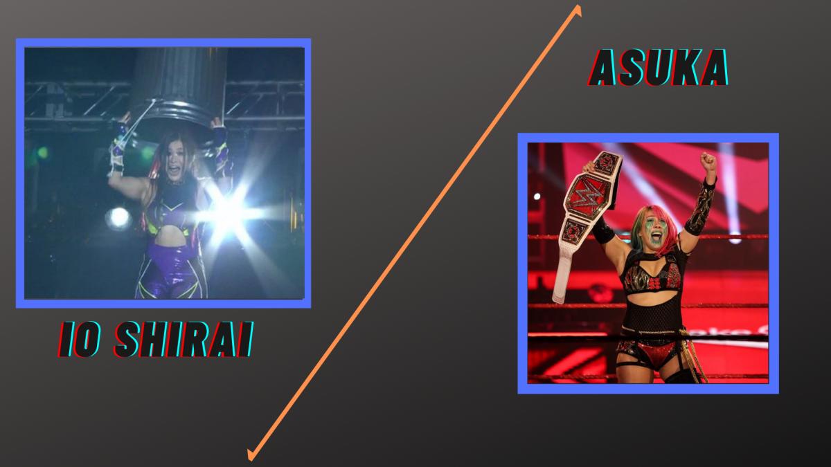 Io vs Asuka