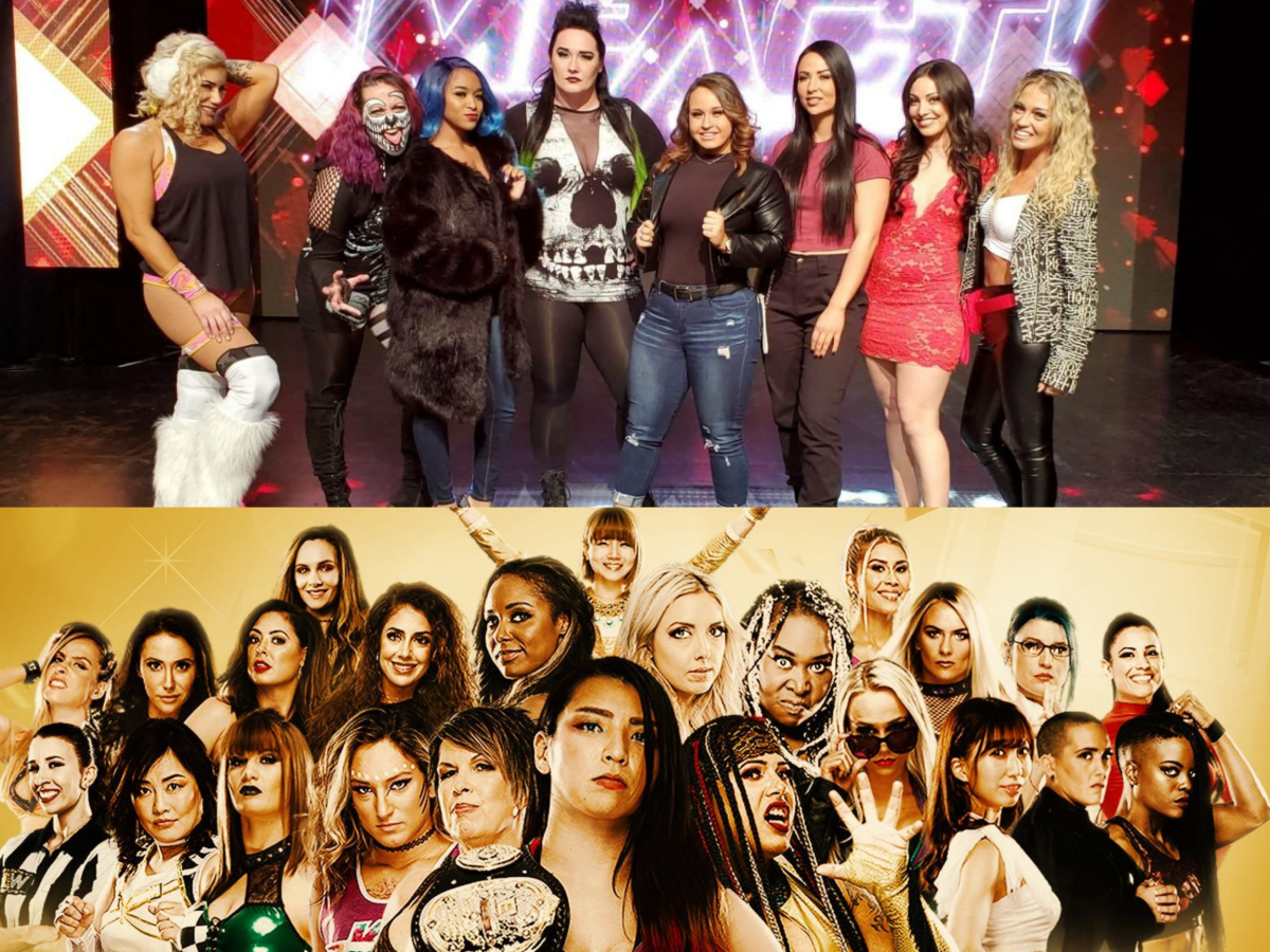 Knockouts and AEW Women