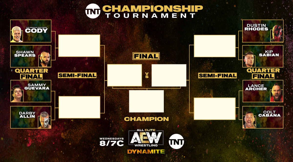 tnt title tournament