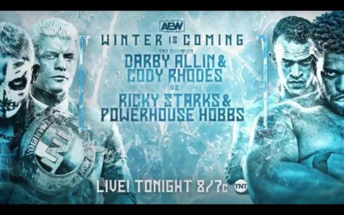 Allin and Rhodes vs Hobbs and Starks