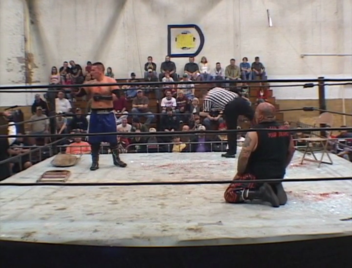 masters of pain 2009