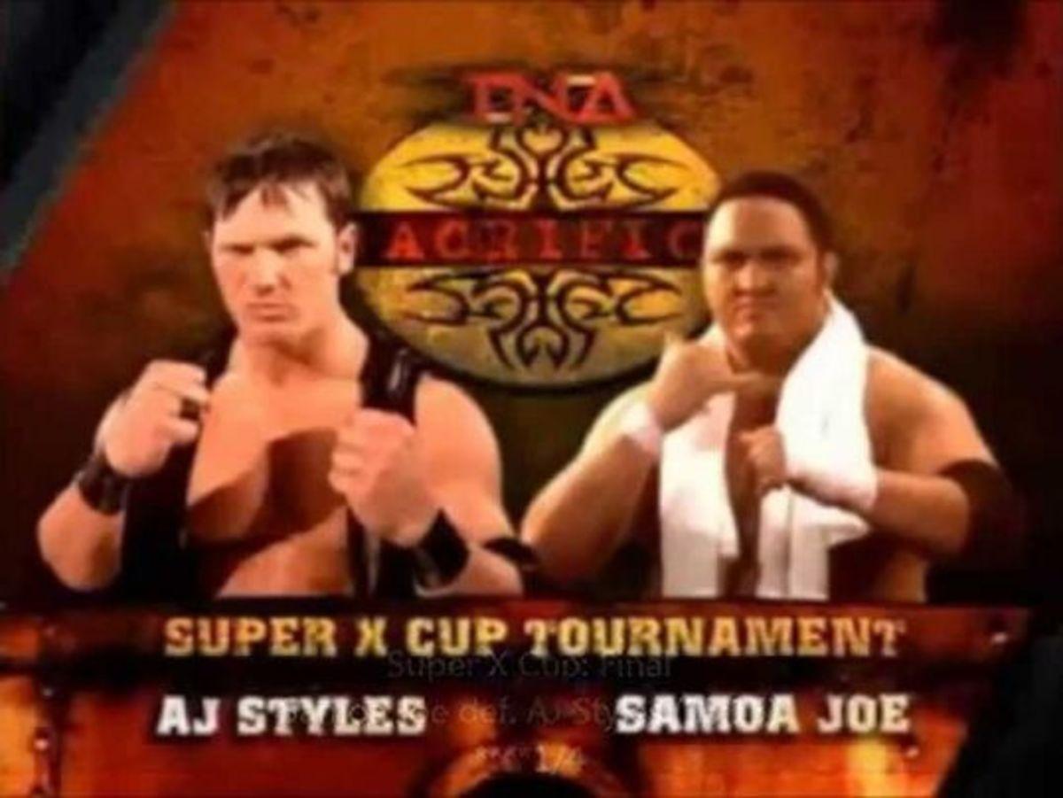 Joe vs Styles