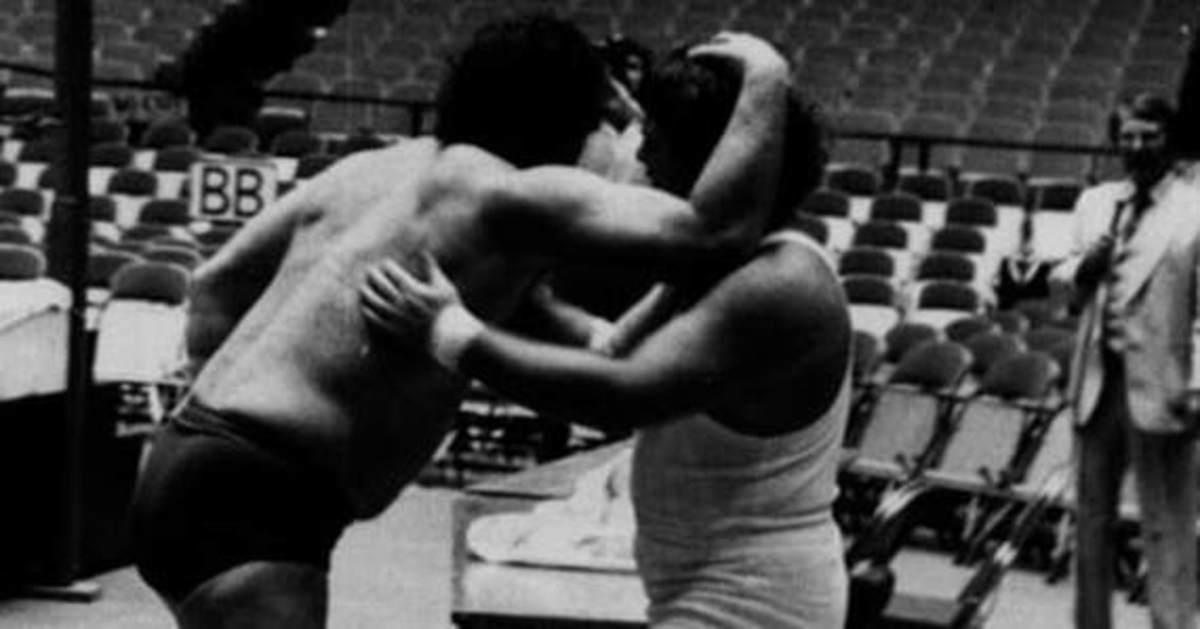 Funk vs. Lawler 81