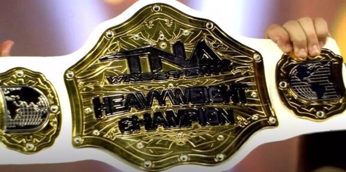 White TNA Title