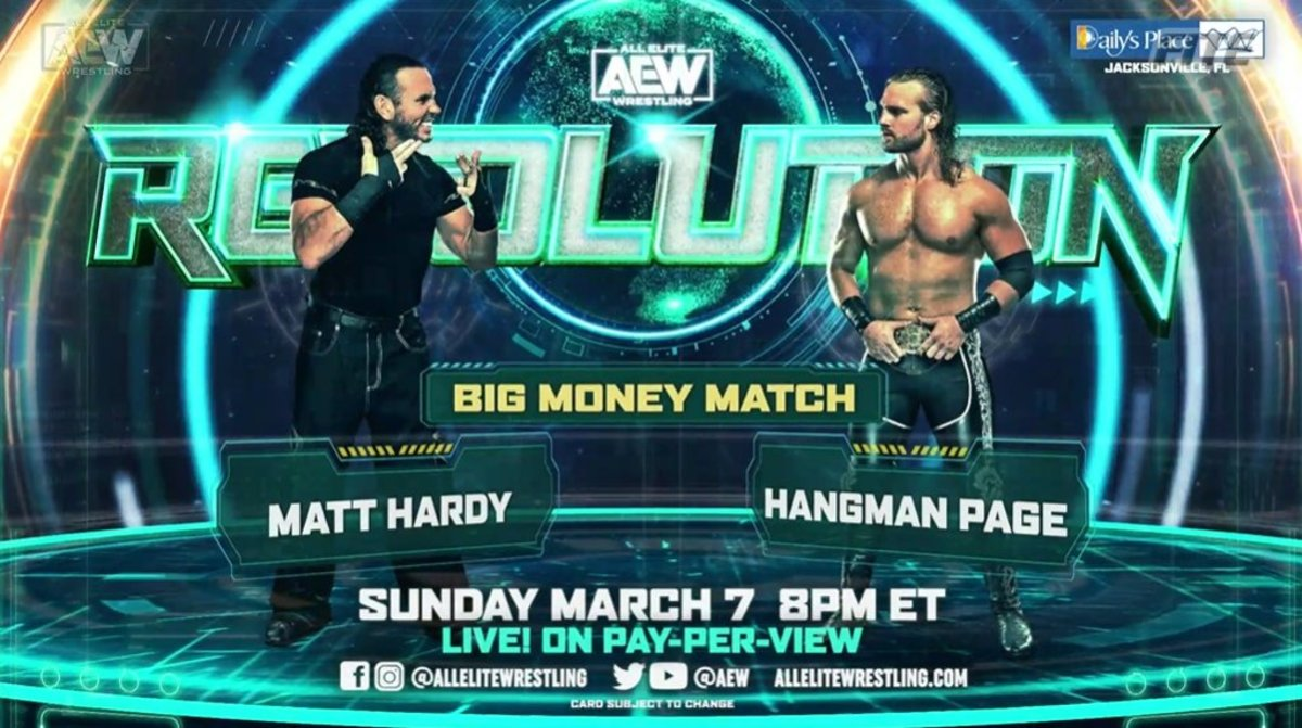 big money match