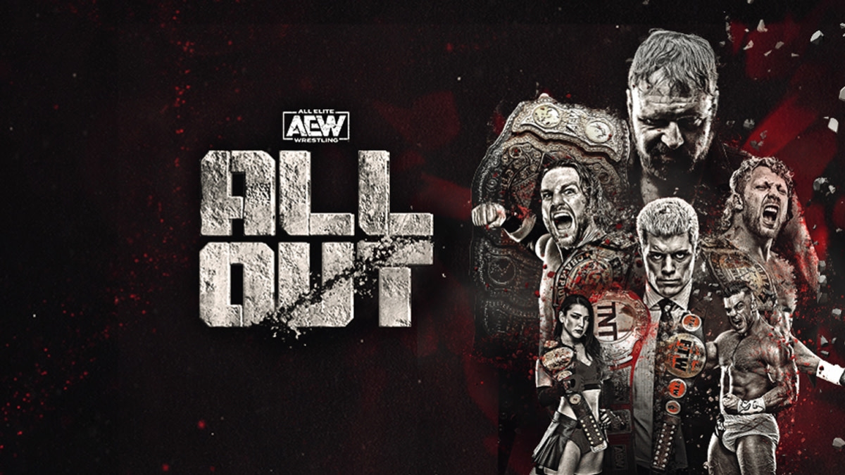 all out
