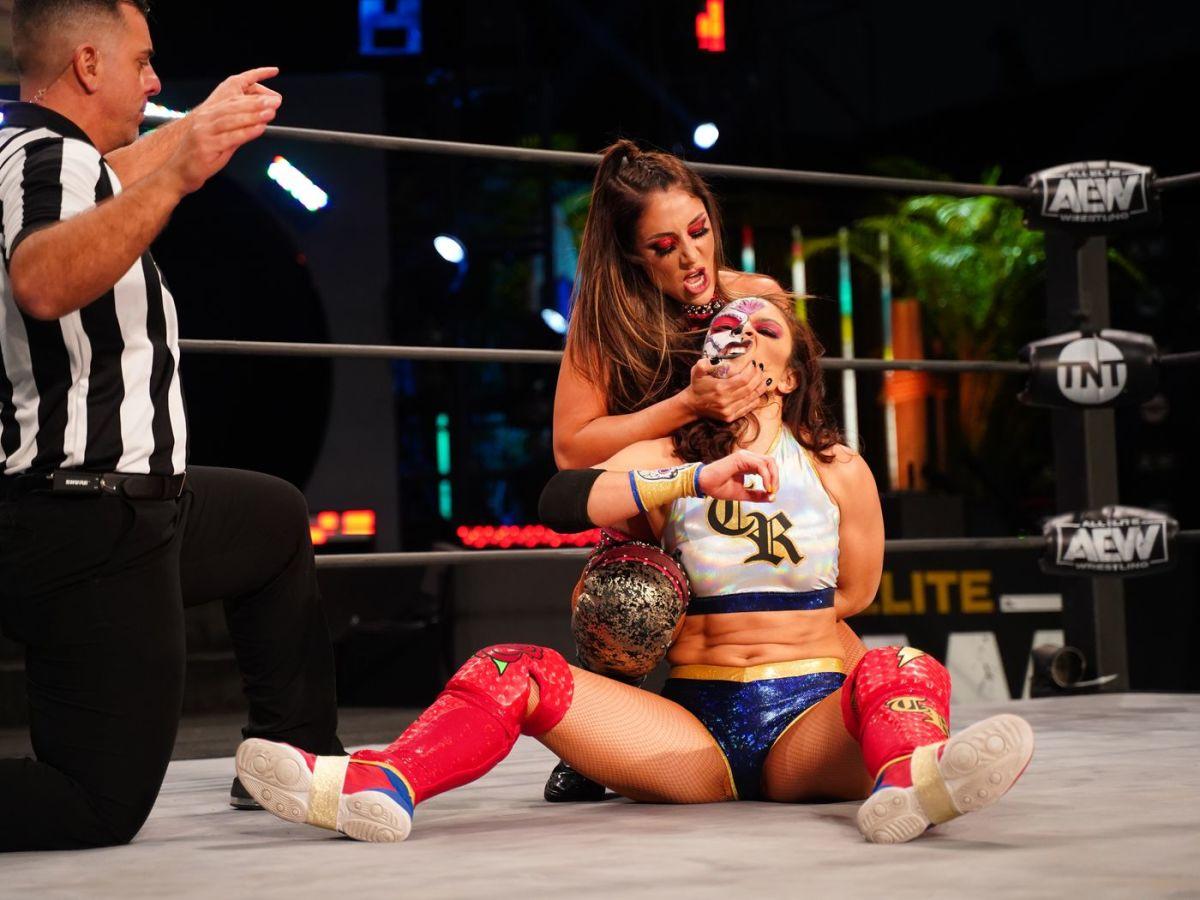 The best women's feud yet in AEW
