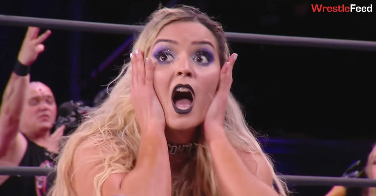We all could have made this face with her!