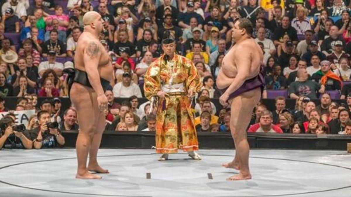 Big Show vs. Akebono