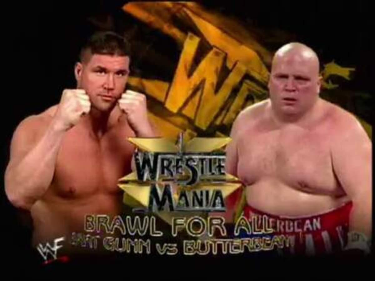 Gunn vs Butterbean