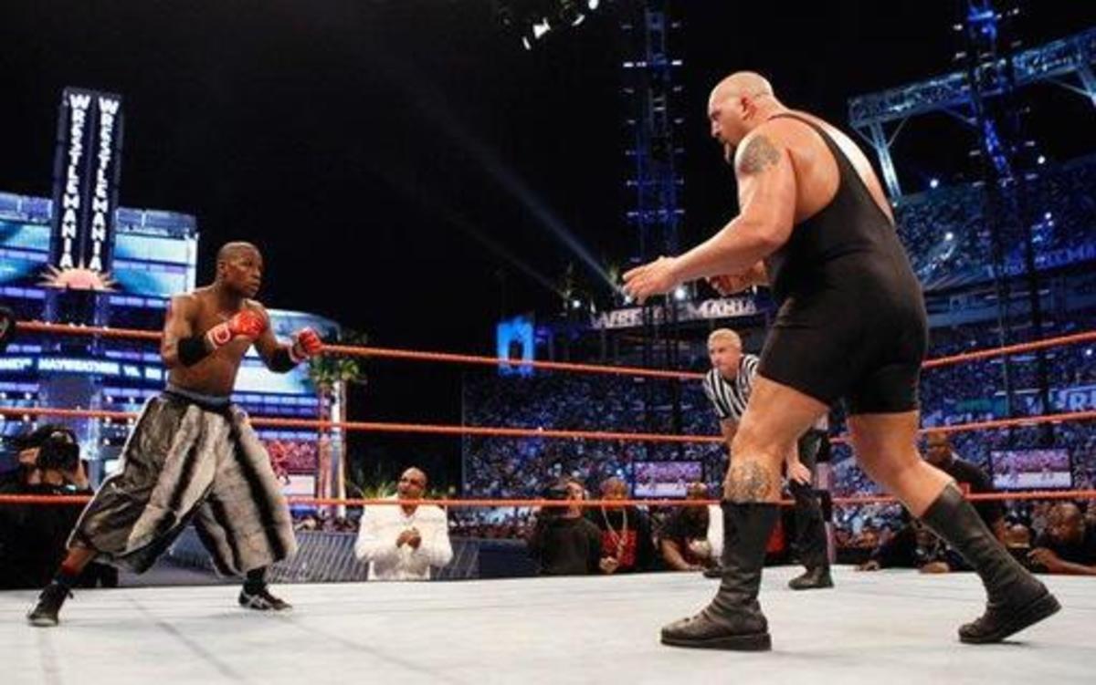 Big Show vs. Mayweather