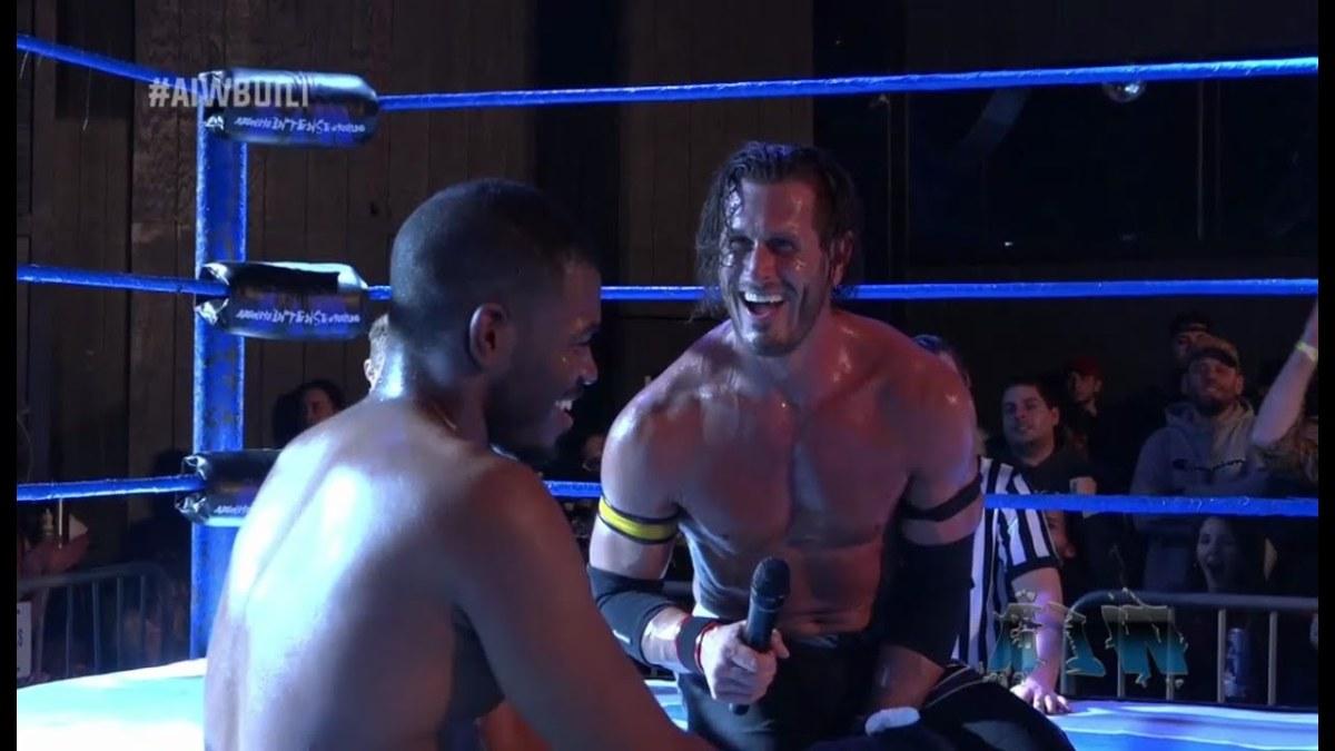 Genkai No More-Lee Moriarty: Indie Talent Showcase - WWE Wrestling News World