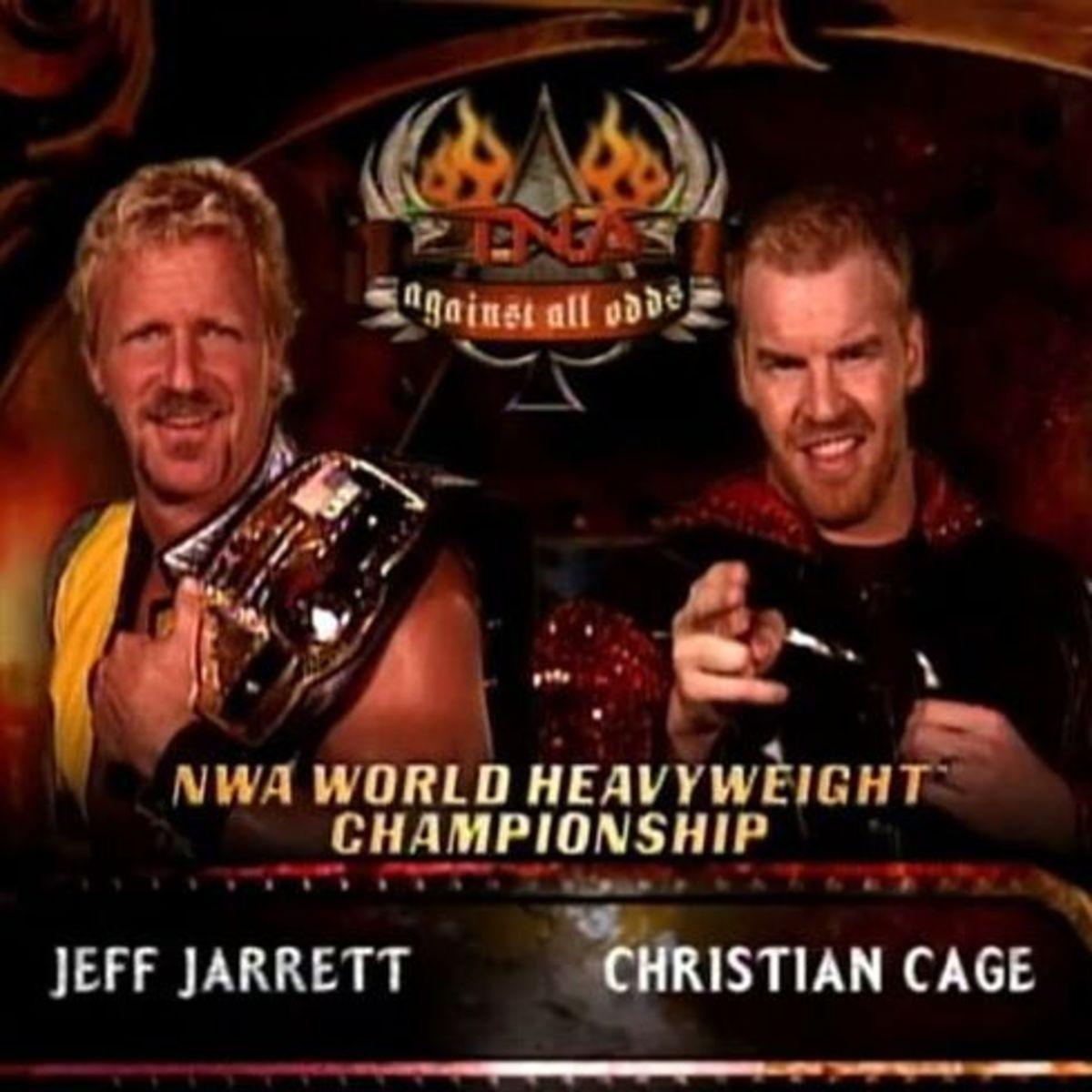 cage vs jarrett