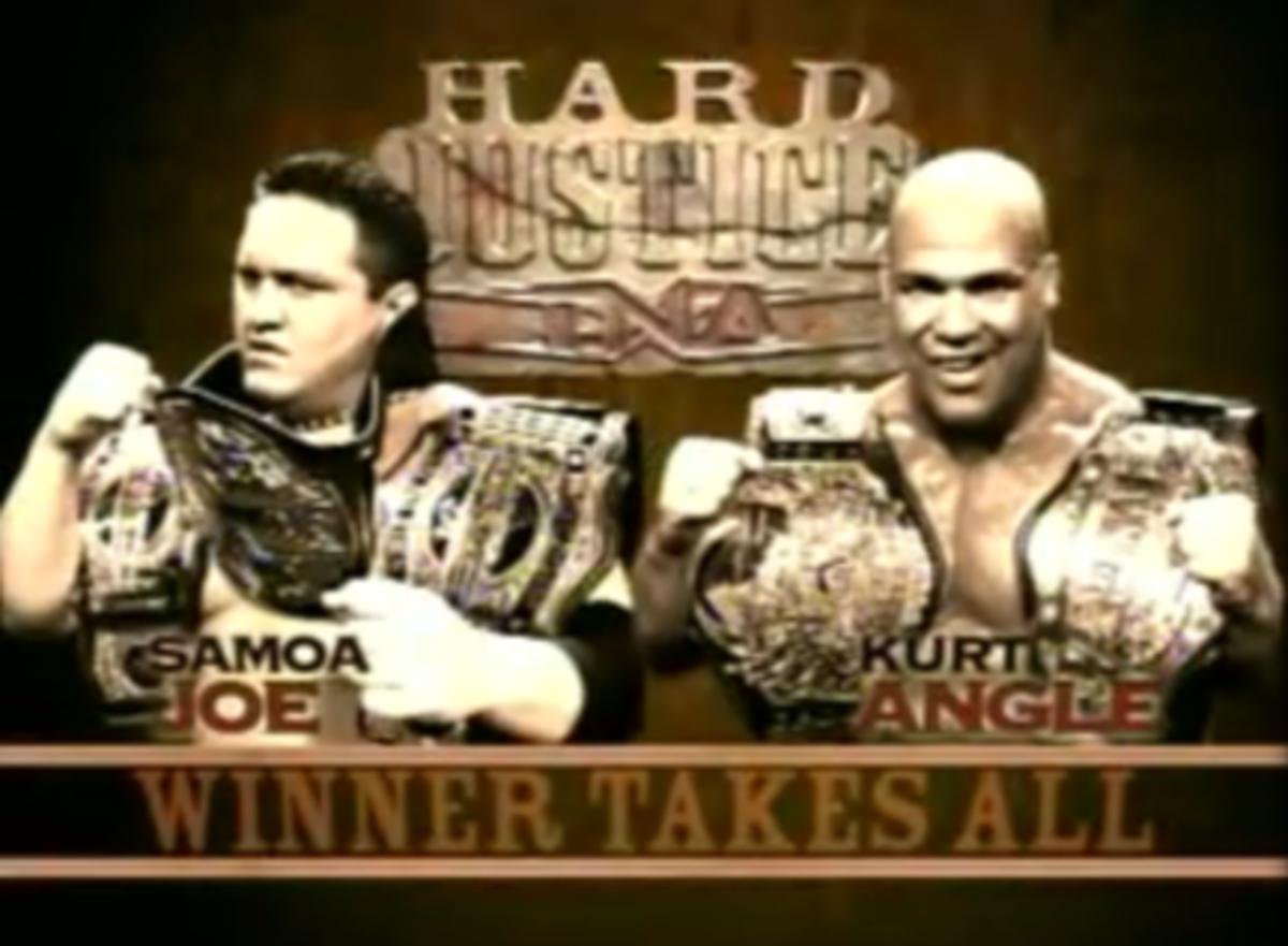 Joe vs Angle