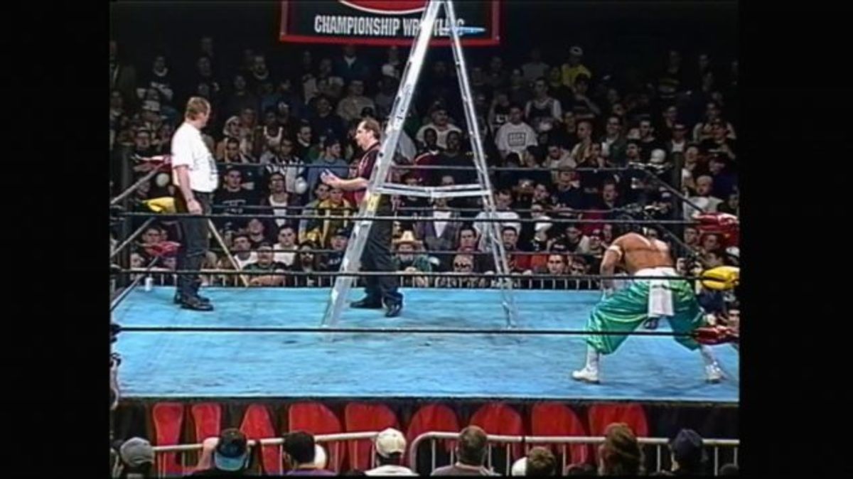 stairway to hell match