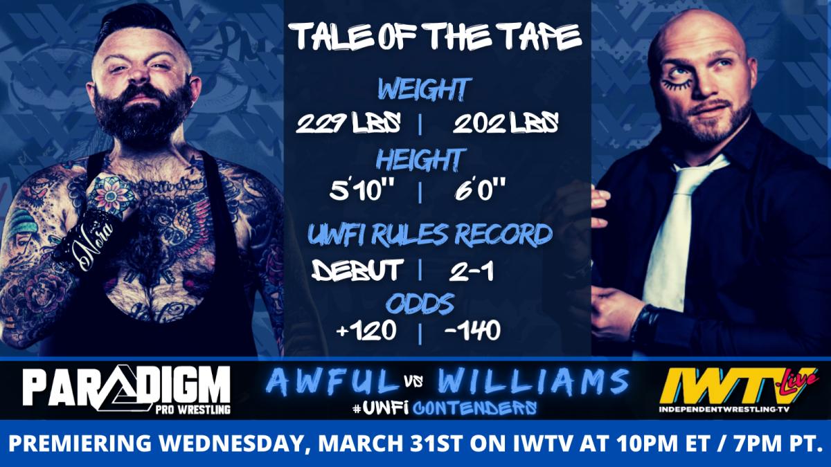 Awful vs Williams