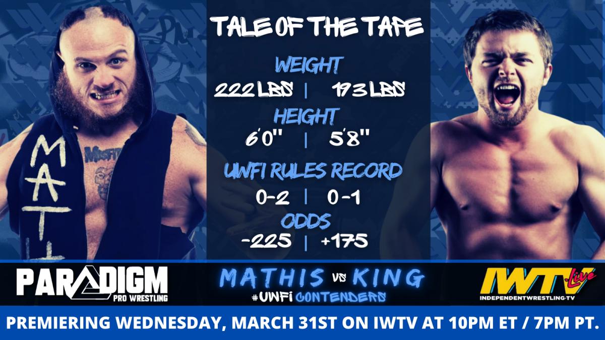 Mathis vs King