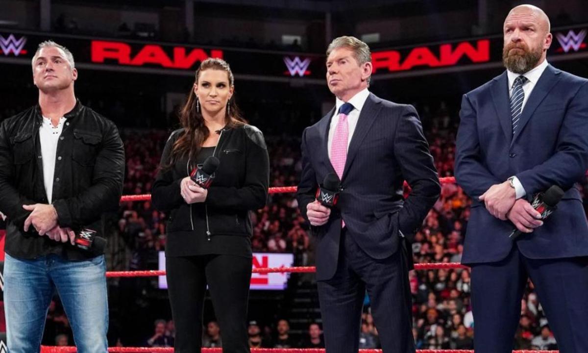 McMahons-WWE